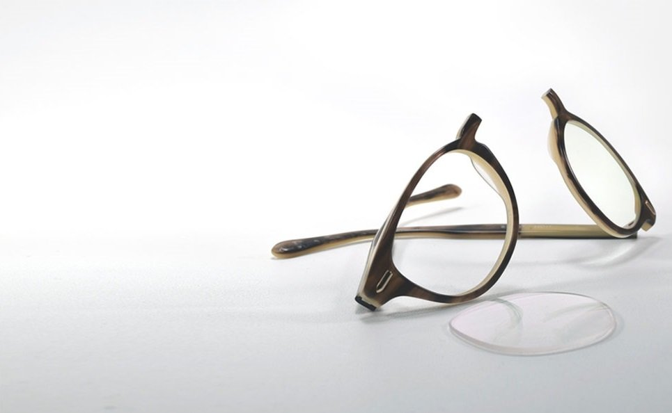Fixing Broken Plastic Eyeglasses and Sunglasses Repairs