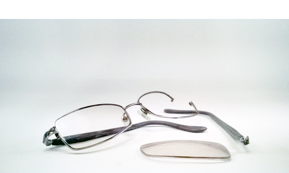 Fixing Broken Metal Eyeglasses and Sunglasses Repairs