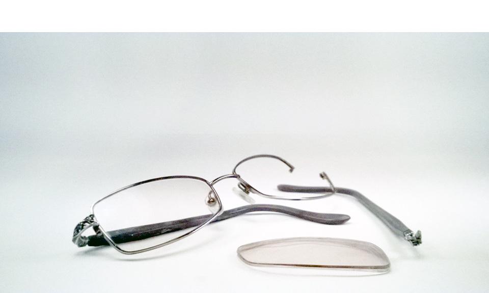 Fixing Broken Metal Eyeglasses And Sunglasses Repairs