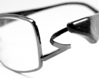 Eyeglass Frame Repair Soldering : Fixing Broken Metal Eyeglasses and Sunglasses Repairs
