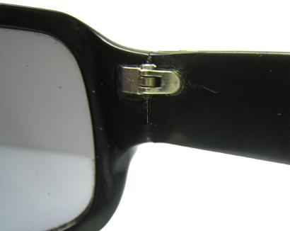 Fix Broken Glasses Frame Plastic : Fixing Broken Plastic Eyeglasses and Sunglasses Repairs
